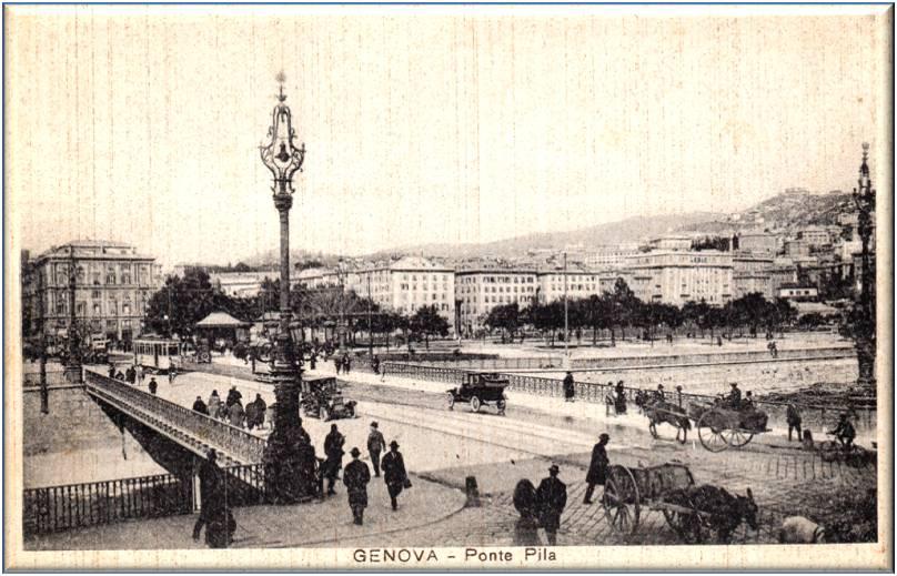 cartolina-antica-genova-ponte-pila