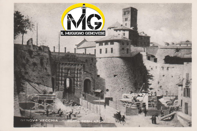 1a Porta degli Archi by Mangini
