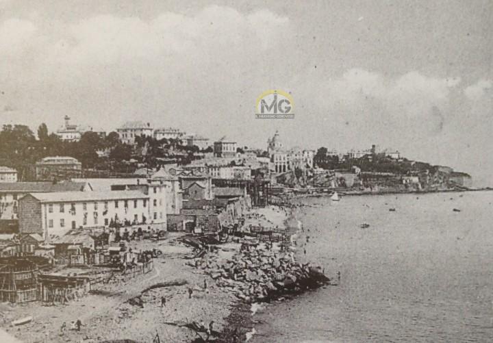 Prima della costruzione di Corso Italia (foto 1893)