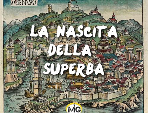 Storia di Genova: La nascita della Superba