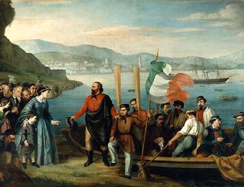 5 Maggio – Quando Garibaldi salpò dallo scoglio di Quarto… ma non da quello che avete in mente voi!