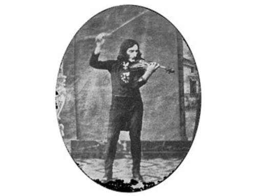 Oggi nasceva Niccoló Paganini! 237 anni fa!