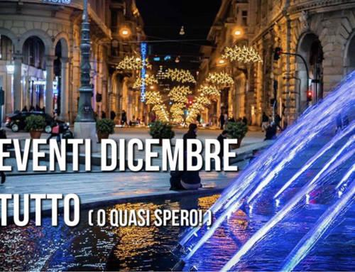 Cosa c'è da fare a Genova – da Dicembre a Capodanno!