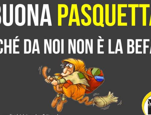 Buona Pasquetta! L'Epifania ligure 🏴