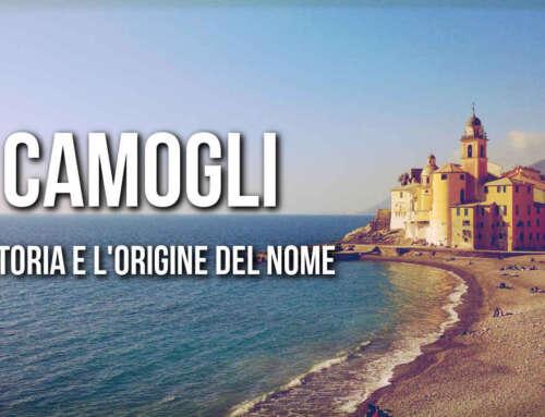 Camogli 🏴  La sua Storia e l'origine del nome!