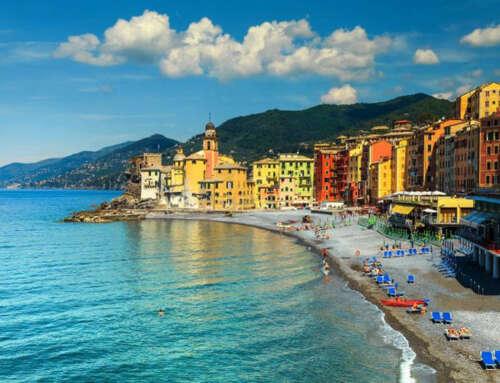 Liguria al PRIMO POSTO per Bandiere Blu in Italia! 👑