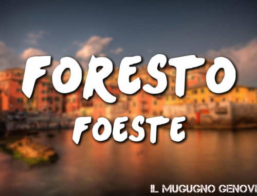 Lezione Serale #71 – Foresto/Foestê