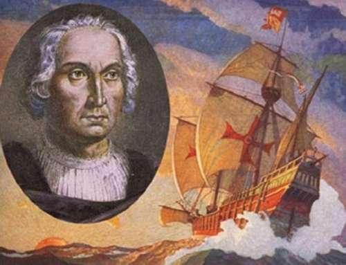 """Il 12 ottobre 1492 sciù Colombo """"scopre"""" l'America"""