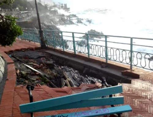 Un anno fa, il devasto della mareggiata – LE FOTO