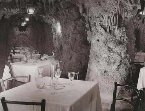 Quando si cenava nella Grotta di Sestri Ponente!