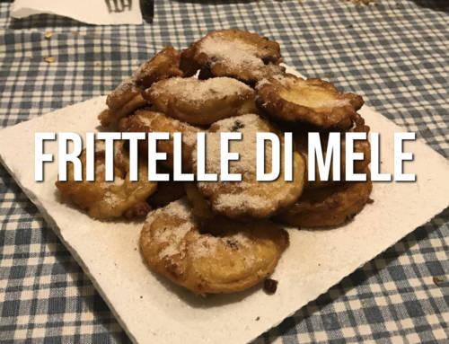 Le Frittelle di mele | Ricette Zeneixi