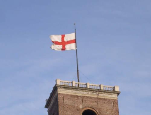 23 Aprile la festa della Bandiera di Genova! E intanto gli Inglesi rispondono…