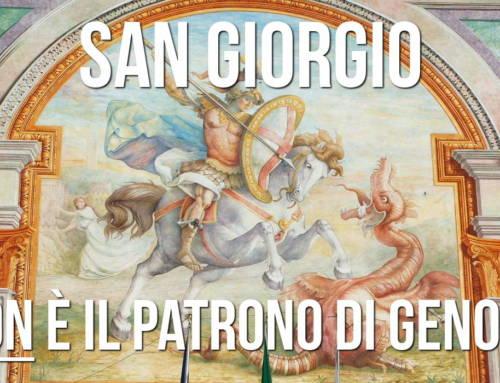San Giorgio NON è il Patrono di Genova!