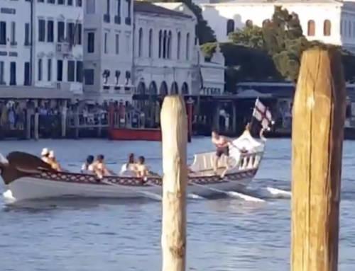 gbeng Genova seconda alla regata per soli 16 CENTESIMI di secondo! gbeng