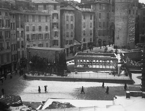 Piazza Dante… c'era una volta un Borgo!