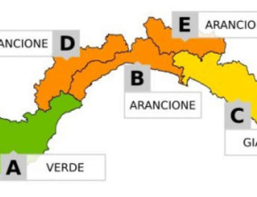 ⚠️ ALLERTA METEO ARANCIONE  ⚠️ Info & Orari