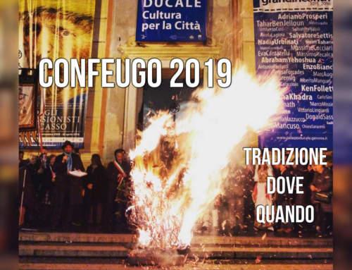 CONFEUGO 2019! LA STORIA e le INFO Dove e Quando!