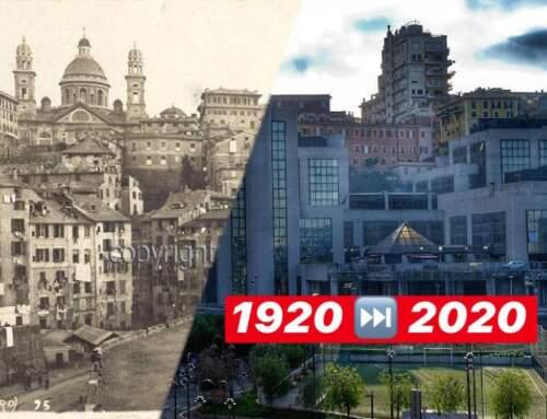 Attraverso 100 anni di Genova (1920 ⏭ 2020) PARTE.2