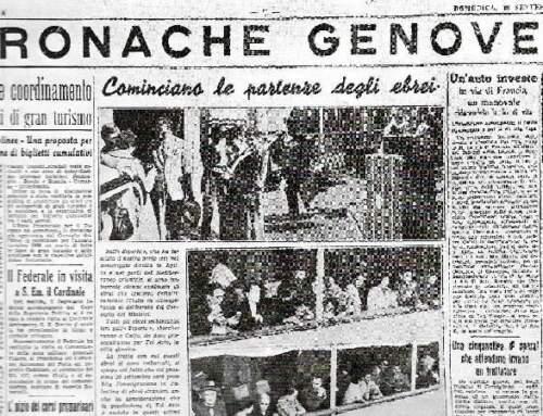 27 gennaio, giornata della Memoria. 230 genovesi deportati, solo 8 ritornarono.
