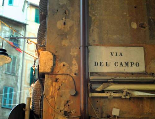 Via del Campo 🏴 La sua storia! (Testo e video!)