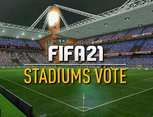 Il Luigi Ferraris su FIFA21? 🏴 Serve il nostro aiuto!
