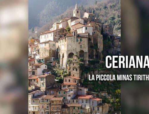 Ceriana! 🏰 Una roccaforte medievale sconosciuta 😍