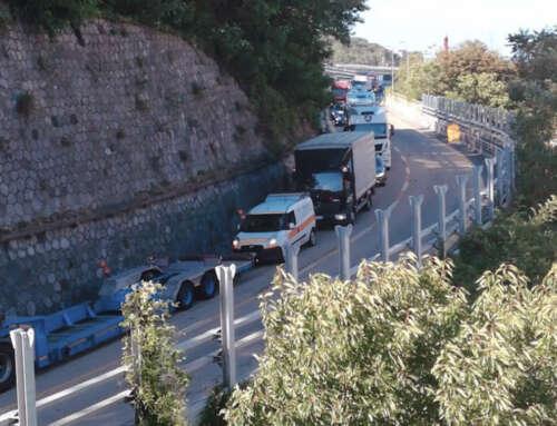 """Dalle ore 09:00, più di 30km di coda sulle """"autostrade"""" liguri!"""