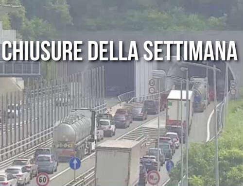 Calendario delle magiche chiusure delle Autostrade in Liguria