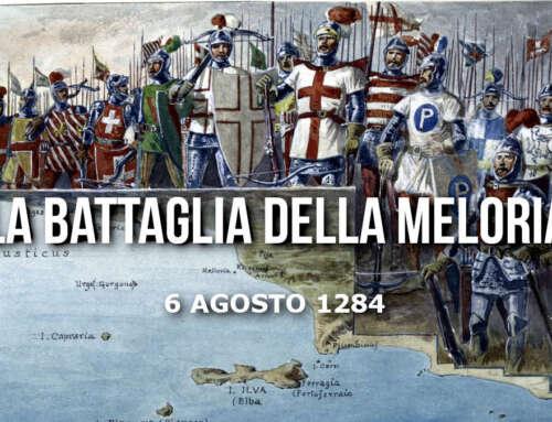 Oggi, 736 anni fa: La battaglia della Meloria