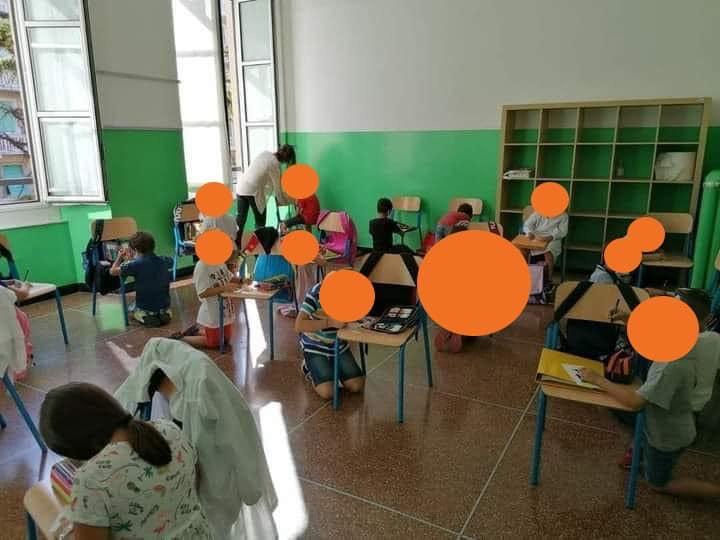 Coronavirus, scuola in ginocchio