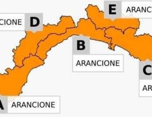 Zona arancione in Liguria da domenica. Gialla fino alla mezzanotte di Sabato 🟠👮♀️