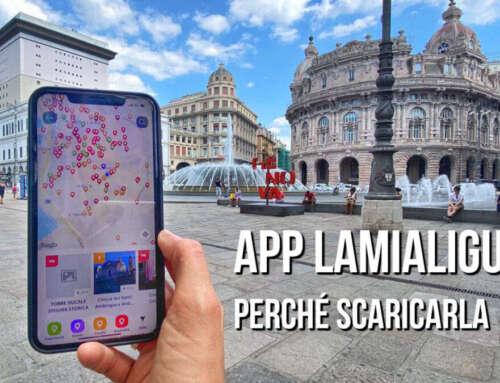 TUTORIAL per l'app LAMIALIGURIA e la sua funzione ALLERTA METEO!