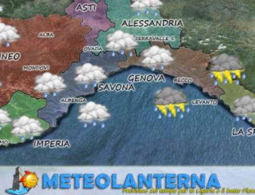 Previsioni Giovedi 24 settembre 🏴  by Meteolanterna