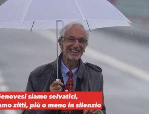 Auguri Sciù Renso! 🏴 Uno zeneise d'altri tempi, ma con lo sguardo immerso nel futuro