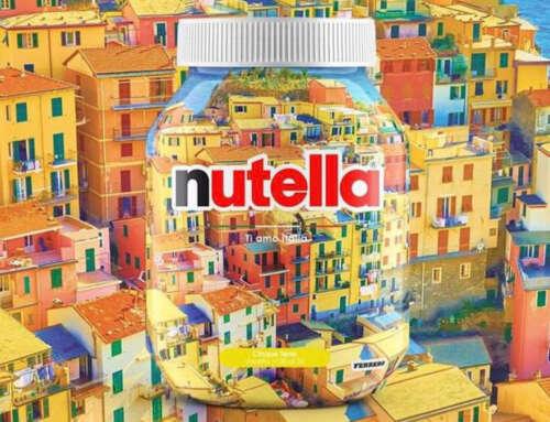 Il barattolo di NUTELLA… miscio edition! ❤️🏴