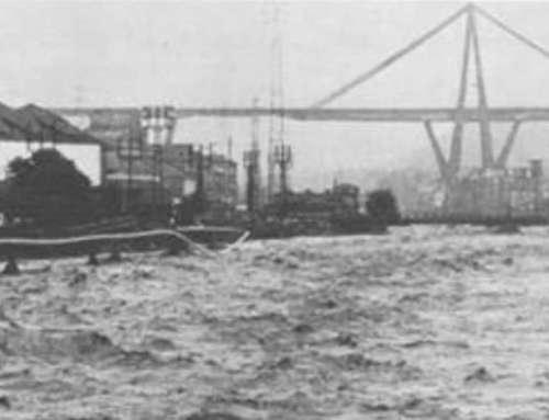 7 OTTOBRE 1970 – Quando il Bisagno spaccò Genova in due.