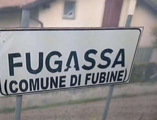 Propongo gemellaggio con FUGASSA ❤️ frazione in Piemonte!