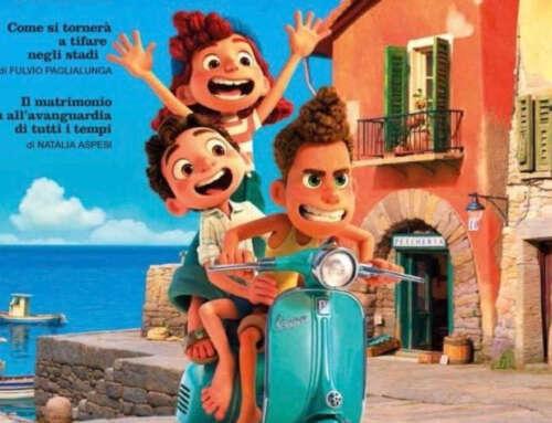 """""""Luca"""" della Pixar sempre più… ligurizzato, su """"il venerdì"""" di Repubblica 😍🎥"""