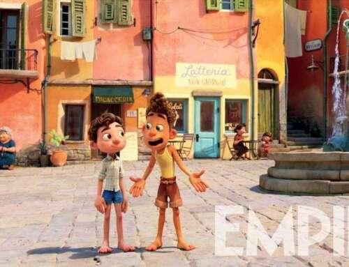 """""""Luca"""" della Pixar è sempre più ligure direi 😍 Ecco il TRAILER! 🎥"""