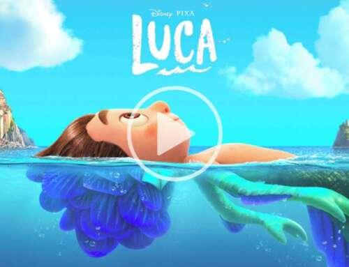 """il NUOVO TRAILER di """"Luca"""" della Pixar 😍 Eccovelo in anteprima! 🎥"""