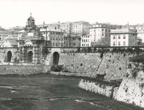 """Quando Genova era una vera fortezza! 🏰  Le """"Fronti Basse"""""""
