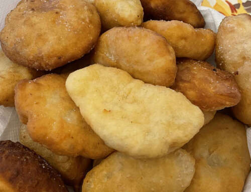 Le Focaccette di patate! 😍🏴 Ricetta!