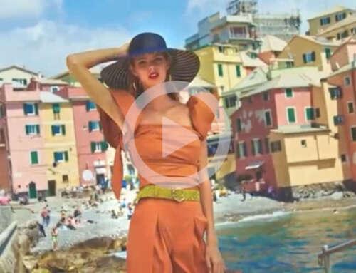 Anche Pinko sceglie la Liguria: Boccadasse set dello spot 😍 [VIDEO 🎥]