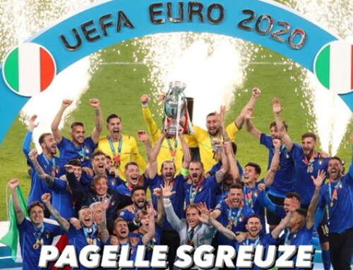 LE PAGELLE SGREUZE DI ITALIA – INGHILTERRA
