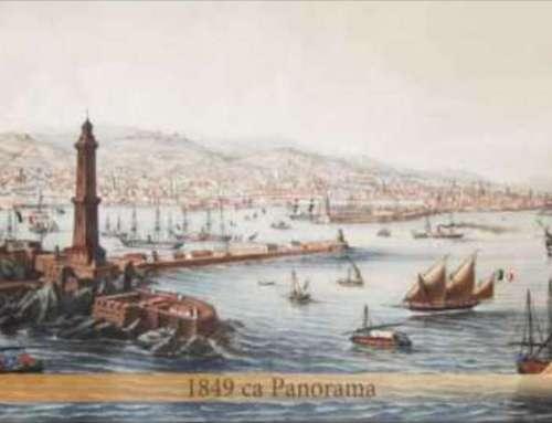 Storia di Genova per immagini dal 1870! [VIDEO]