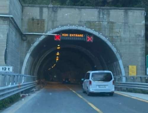 """A10: """"NON ENTRARE"""" in 4 gallerie, ma non ci sono cantieri…"""