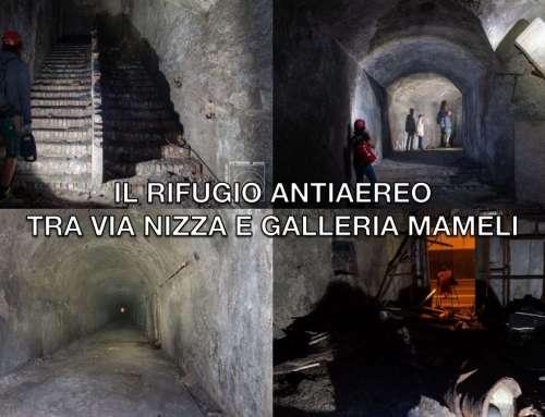 Il rifugio antiaereo di Via Nizza – Galleria Mameli in Albaro