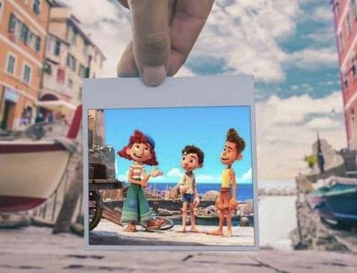Il set del film Disney Luca… ma dal vivo! [Fotogallery]