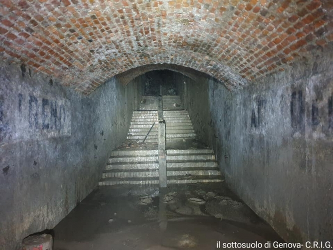 La stazione sotterranea di Principe